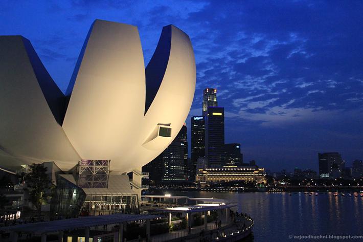 Powiedział mi ekspata: Singapur